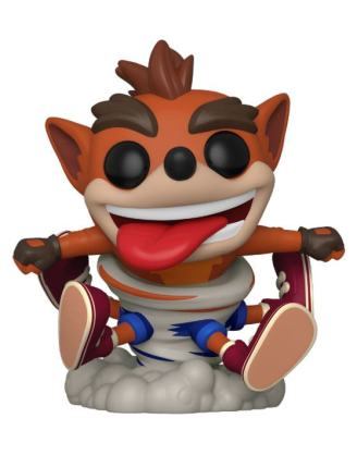 x_fk43343 Crash Bandicoot Funko POP! figura - Crash 9 cm