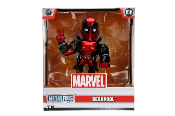 Marvel Comics Metals Diecast Mini Figura - Deadpool 10 cm