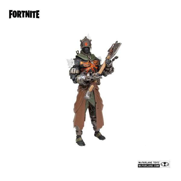 x_mcf10724-4 Fortnite Games Akciófigura - Prisoner 18 cm