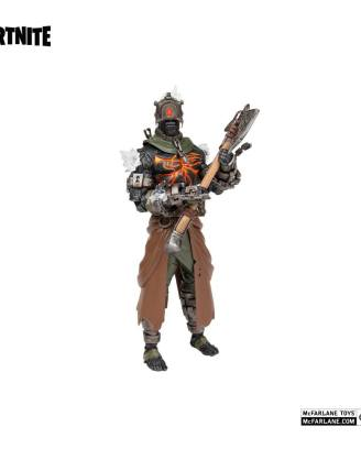 x_mcf10724-4 Fortnite Games Akciófigura - Prisoner 18 cm