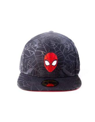 x_sb486303spn Marvel Comics - Spider-Man Snapback sapka
