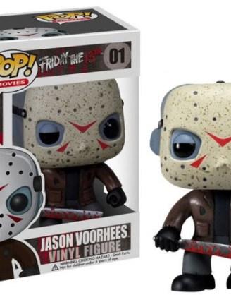 xfk2292 Friday the 13th Funko POP! Figura - Jason Voorhees 10 cm