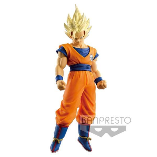 x_banp34226 Super Saiyan 2 Goku 17 cm