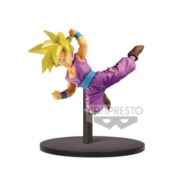 Dragon Ball Super Chosenshiretsuden PVC Szobor - Super Saiyan Son Gohan 11 cm