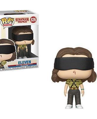 Stranger Things Funko POP! figura - Battle Eleven 9 cm