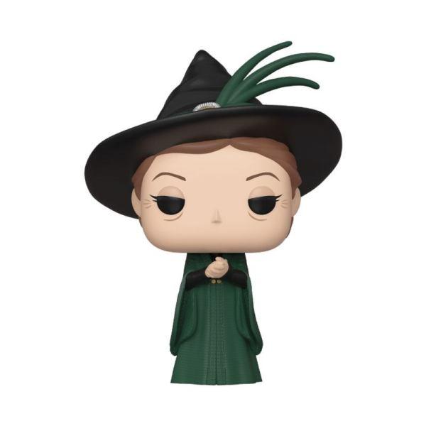 Minerva McGonagall (Yule) 9 cm