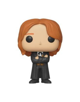 Harry Potter POP! Movies Vinyl Figure Fred Weasley (Yule) 9 cm