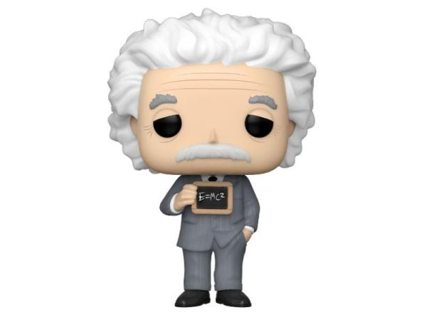 Albert Einstein Funko POP! Figura Icons - Albert Einstein 9 cm