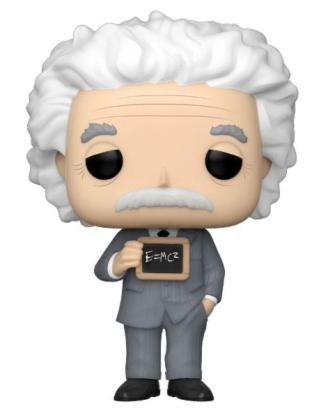 Albert Einstein Funko POP! Figura Icons - Albert Einstein 9 cm