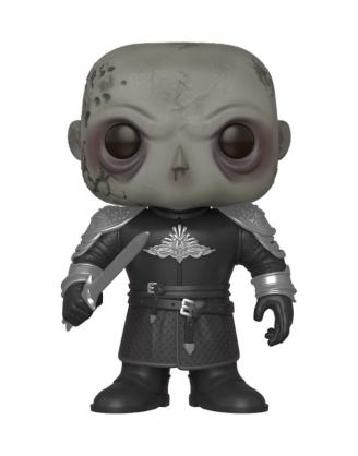 Game of Thrones Super Sized Funko POP! Figura - The Mountain 15 cm