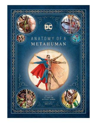 x_isc87501_a DC Comics Art Book Anatomy of a Metahuman