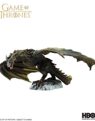Game of Thrones / Trónok harca akciófigura - Rhaegal 23 cm