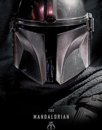 Star Wars The Mandalorian poszter - Dark 61 x 91 cm