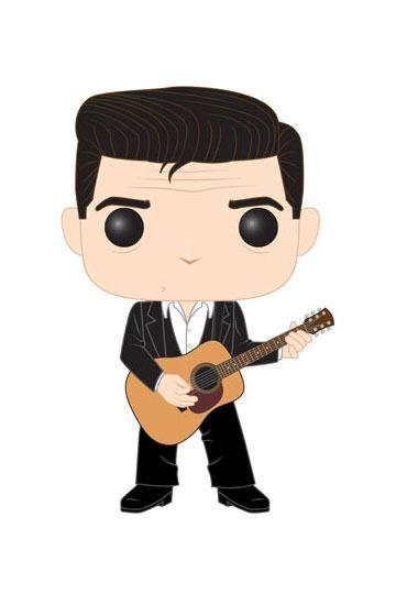Johnny Cash Funko POP! Rocks Figura - Johnny Cash 9 cm