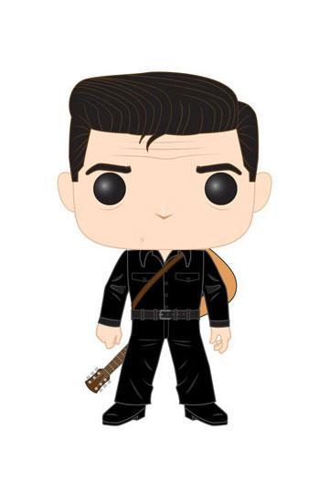 Johnny Cash Funko POP! Rocks Figura - Johnny Cash in Black 9 cm
