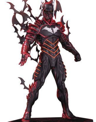 Dark Nights Metal Szobor - Batman the Red Death 21 cm