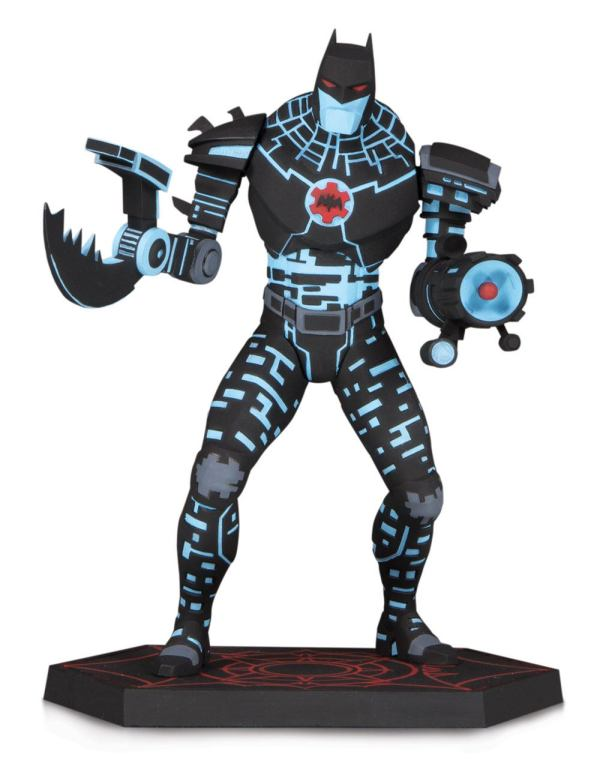 Dark Nights Metal Szobor - Batman the Murder Machine 15 cm