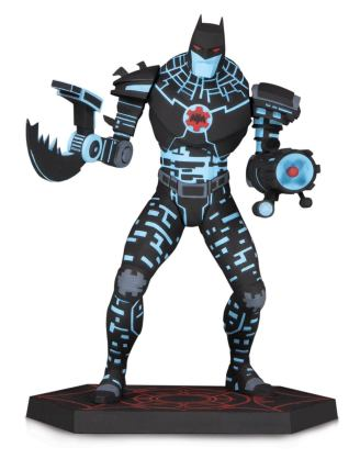 Dark Nights Metal Szobor - Batman the Murder Machine 15 cm