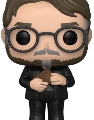 Guillermo del Toro Funko POP! Directors Figura - Guillermo del Toro 9 cm