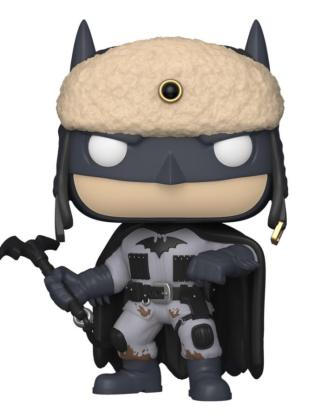 DC Comics Batman 80th Funko POP! figura - Red Son Batman (2003) 9 cm
