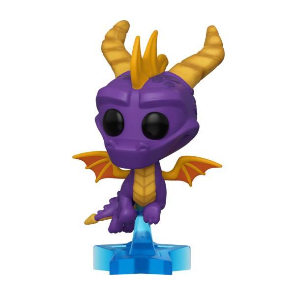 Spyro the Dragon POP! Figura - Spyro 9 cm