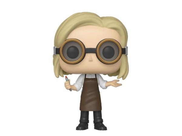 Doctor Who Funko POP! figura - 13 th Doctor 9 cm