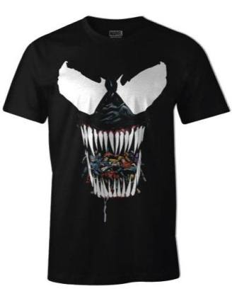 Venom T-Shirt Black Venom