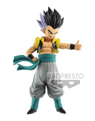 x_banpbp39853p Dragon Ball Z Grandista Resolution of Soldiers PVC Szobor - Gotenks 26 cm