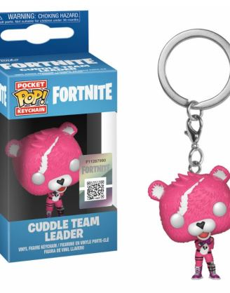 Fortnite Funko Pocket POP! Kulcstartó – Cuddle Team Leader 4 cm