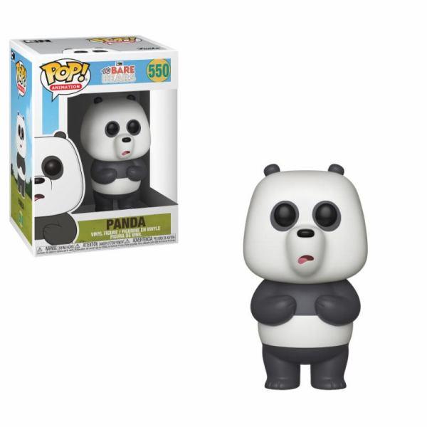 We Bare Bears Funko POP! Animation Figura - Panda 9 cm