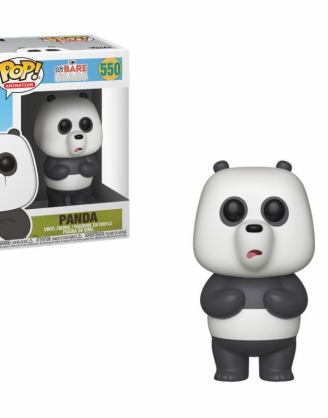 We Bare Bears Funko POP! Animation Figura - Panda 9 cm
