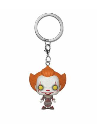 Stephen King's It 2 Funko Pocket POP! kulcstartó - Pennywise 4 cm