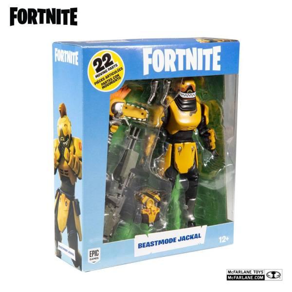 x_mcf10731-9 Fortnite Games Akciófigura - Beastmode Jackal 18 cm
