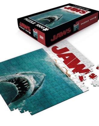 Jaws Puzzle - Movie Poster 1000 db-os