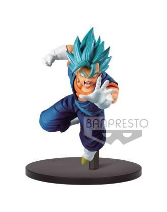 Dragon Ball Super Chosenshiretsuden PVC Szobor - Super Saiyan God Super Saiyan Vegito 19 cm
