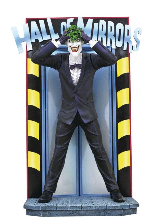 DC Comic Gallery PVC Szobor - Joker The Killing Joke 25 cm