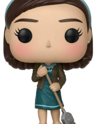 The Shape of Water Funko POP! Movies Figura - Elisa with Broom