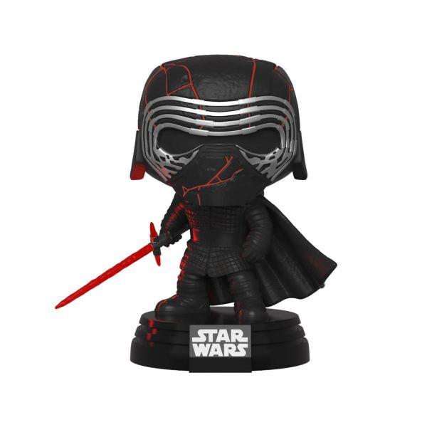 Star Wars Electronic Funko POP! Figura - Sound & Light Up Kylo Ren 9 cm