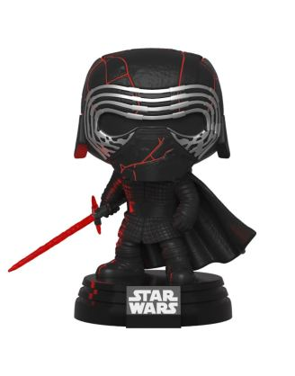 Star Wars Electronic Funko POP! Figura - Sound & Light Up Kylo Ren 9 cm
