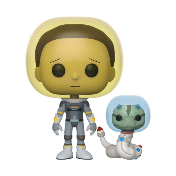 Rick and Morty Funko POP! figura - Space Suit Morty 9 cm