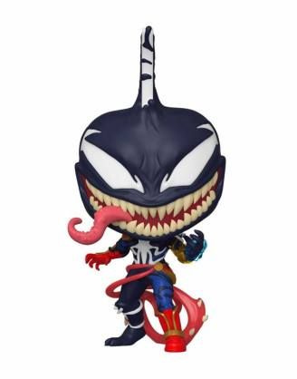 Venom Marvel Comics Funko POP! Figura - Captain Marvel 9 cm