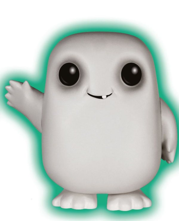 Doctor Who POP! Television Vinyl Figure Adipose Glow in the Dark 9 cm