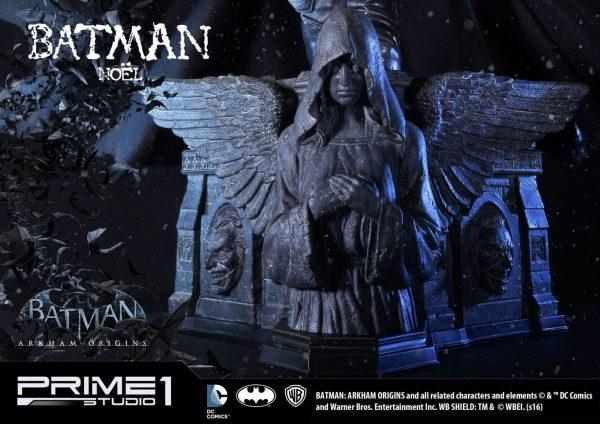 x_p1smmdc-04ex Batman Arkham Origins 1/3 Szobor - Batman Noel Exclusive Ver. 76 cm