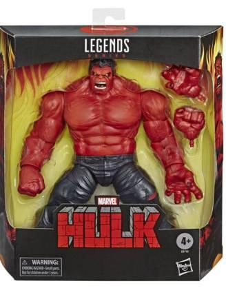 Marvel Legends Akciófigura - Red Hulk BAF 15 cm