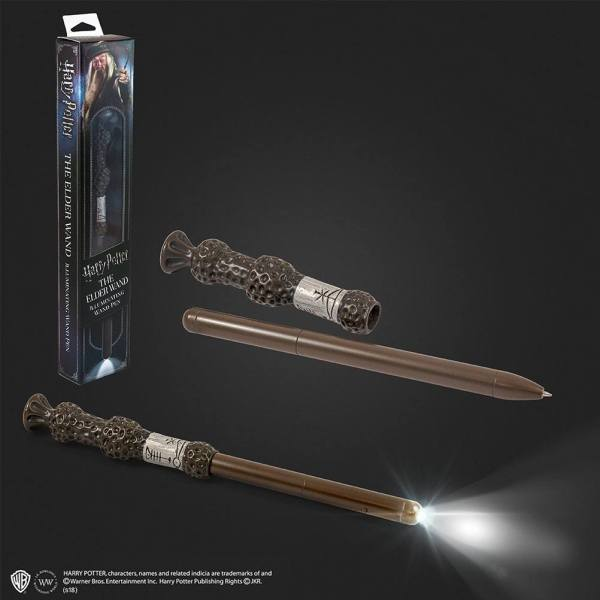 Harry Potter Illuminating Wand Pen Dumbledore