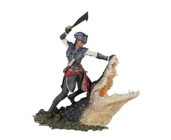 Assassin's Creed Liberation PVC Szobor - Aveline de Grandpré 27 cm