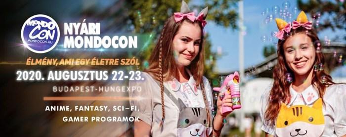 MondoCon 2020.08.21-22.