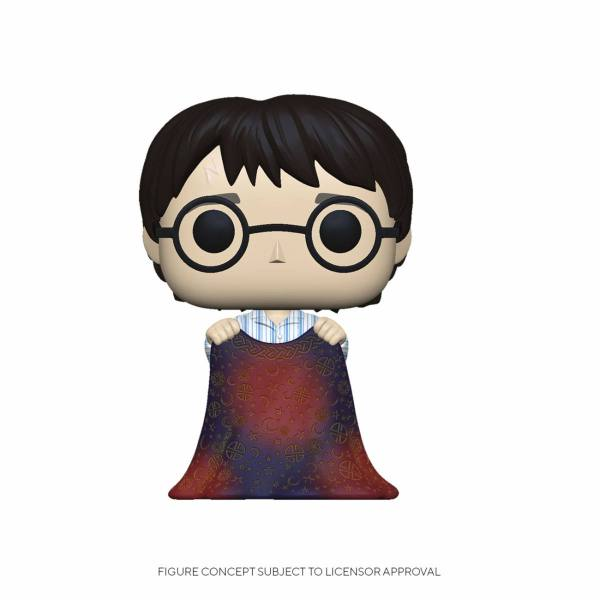 x_fk48063 Harry w/Invisibility Cloak