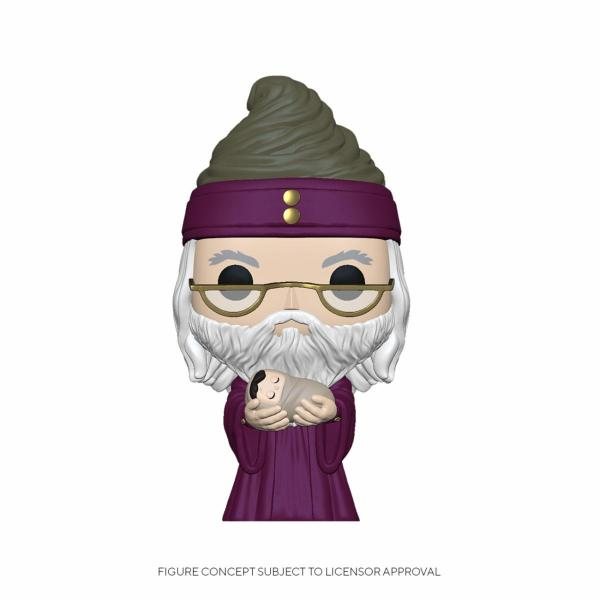 Harry Potter Funko POP! Figura - Dumbledore w/Baby Harry 9 cm