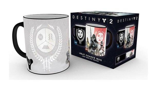 Destiny 2 Heat Change Mug Classes